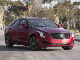 Ver foto 3 de Cadillac ATS Black Orange 2016
