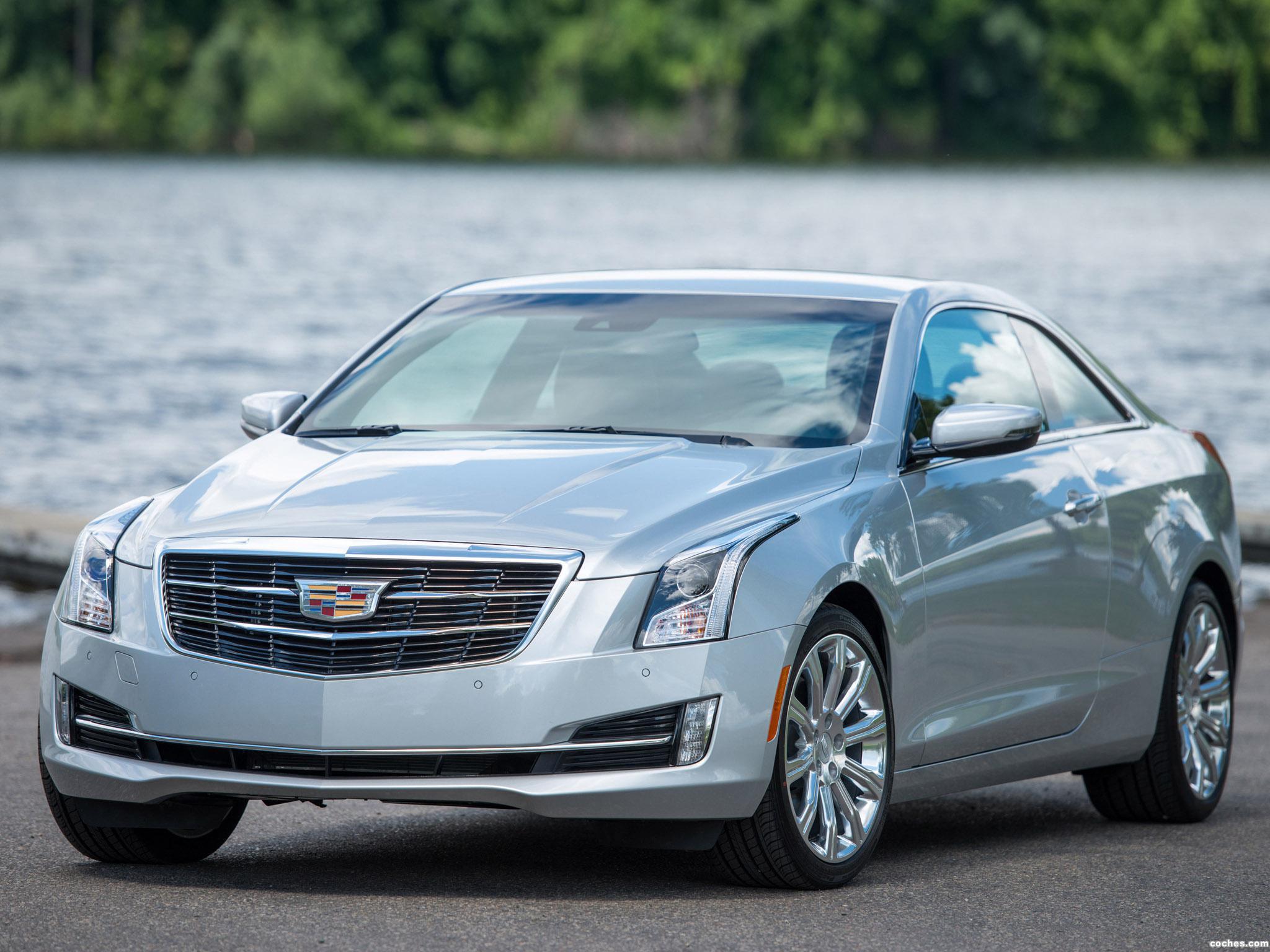 Foto 0 de Cadillac ATS Coupe 2014