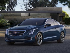 Ver foto 30 de Cadillac ATS Coupe 2014