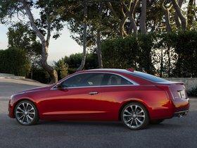 Ver foto 21 de Cadillac ATS Coupe 2014