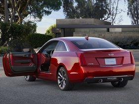 Ver foto 20 de Cadillac ATS Coupe 2014