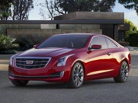 Ver foto 19 de Cadillac ATS Coupe 2014