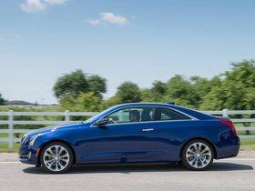 Ver foto 14 de Cadillac ATS Coupe 2014