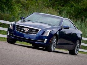 Ver foto 12 de Cadillac ATS Coupe 2014