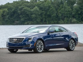 Ver foto 11 de Cadillac ATS Coupe 2014