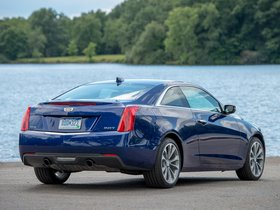 Ver foto 9 de Cadillac ATS Coupe 2014