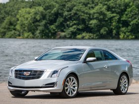Ver foto 8 de Cadillac ATS Coupe 2014