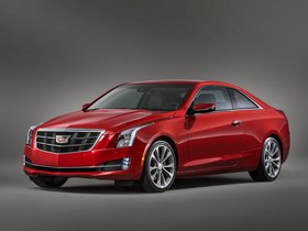 Ver foto 7 de Cadillac ATS Coupe 2014