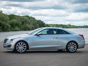 Ver foto 6 de Cadillac ATS Coupe 2014