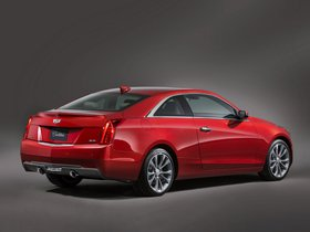 Ver foto 5 de Cadillac ATS Coupe 2014