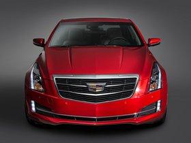 Ver foto 3 de Cadillac ATS Coupe 2014