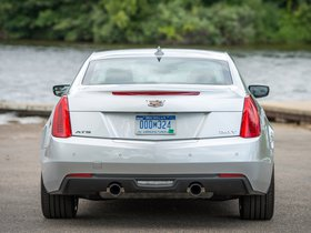 Ver foto 2 de Cadillac ATS Coupe 2014