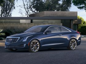 Ver foto 27 de Cadillac ATS Coupe 2014