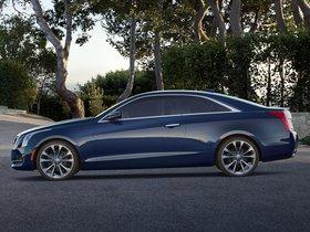 Ver foto 25 de Cadillac ATS Coupe 2014