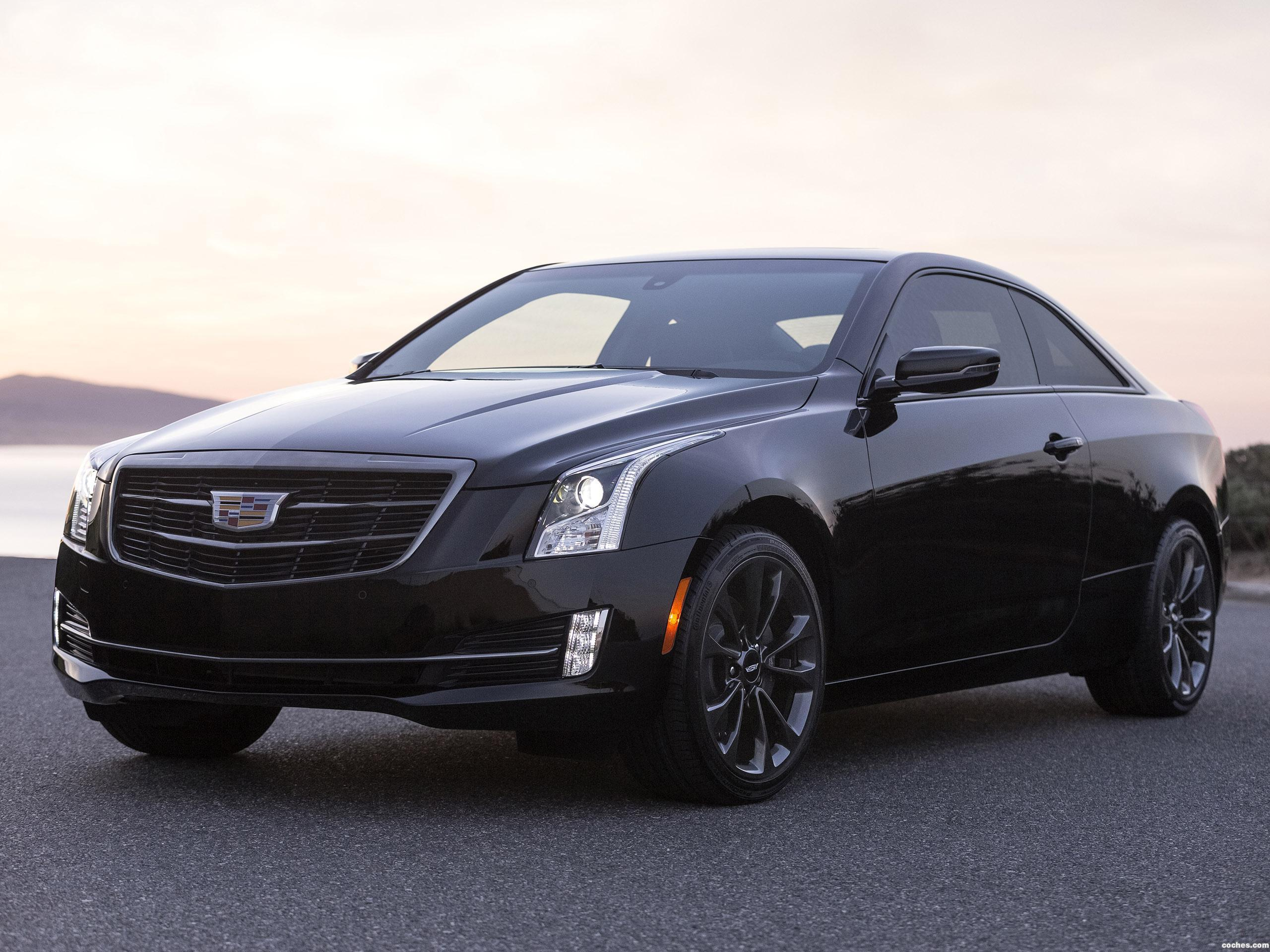 Foto 0 de Cadillac ATS Coupe Black Chrome 2016