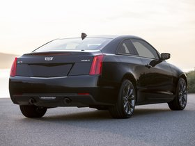 Ver foto 5 de Cadillac ATS Coupe Black Chrome 2016