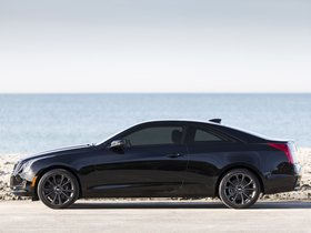 Ver foto 4 de Cadillac ATS Coupe Black Chrome 2016