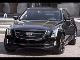 Ver foto 2 de Cadillac ATS Coupe Black Chrome 2016