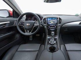 Ver foto 19 de Cadillac ATS Coupe Europe 2014