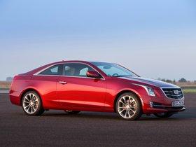 Ver foto 10 de Cadillac ATS Coupe Europe 2014
