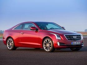 Ver foto 9 de Cadillac ATS Coupe Europe 2014