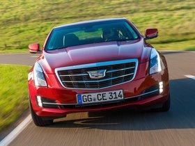 Ver foto 8 de Cadillac ATS Coupe Europe 2014