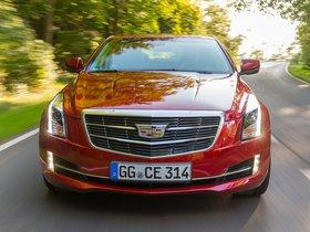 Ver foto 7 de Cadillac ATS Coupe Europe 2014