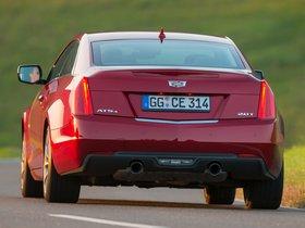 Ver foto 6 de Cadillac ATS Coupe Europe 2014