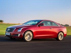 Ver foto 5 de Cadillac ATS Coupe Europe 2014