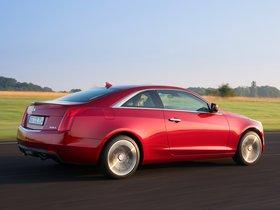 Ver foto 4 de Cadillac ATS Coupe Europe 2014