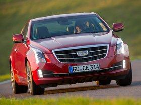Ver foto 3 de Cadillac ATS Coupe Europe 2014