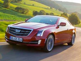 Ver foto 2 de Cadillac ATS Coupe Europe 2014