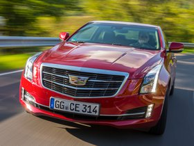Fotos de Cadillac ATS Coupe Europe 2014