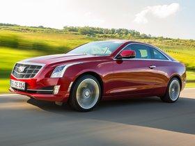 Ver foto 15 de Cadillac ATS Coupe Europe 2014