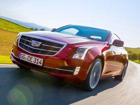 Ver foto 14 de Cadillac ATS Coupe Europe 2014