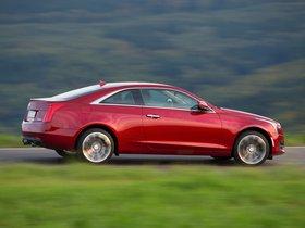 Ver foto 13 de Cadillac ATS Coupe Europe 2014