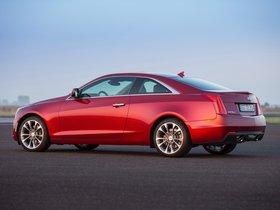 Ver foto 12 de Cadillac ATS Coupe Europe 2014