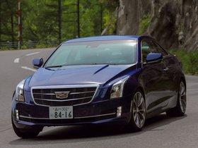 Ver foto 10 de Cadillac ATS Coupe Japan 2014
