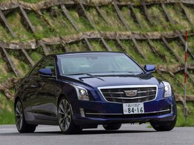 Ver foto 8 de Cadillac ATS Coupe Japan 2014