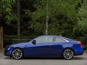 Ver foto 7 de Cadillac ATS Coupe Japan 2014