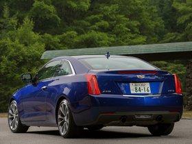 Ver foto 6 de Cadillac ATS Coupe Japan 2014