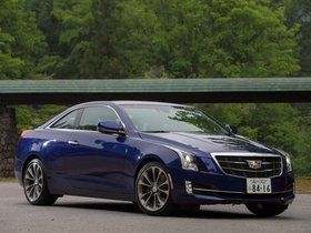 Ver foto 5 de Cadillac ATS Coupe Japan 2014