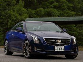Ver foto 4 de Cadillac ATS Coupe Japan 2014