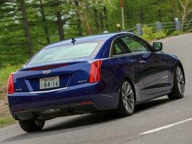 Ver foto 12 de Cadillac ATS Coupe Japan 2014