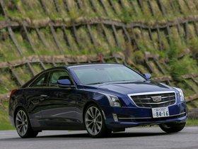 Ver foto 11 de Cadillac ATS Coupe Japan 2014
