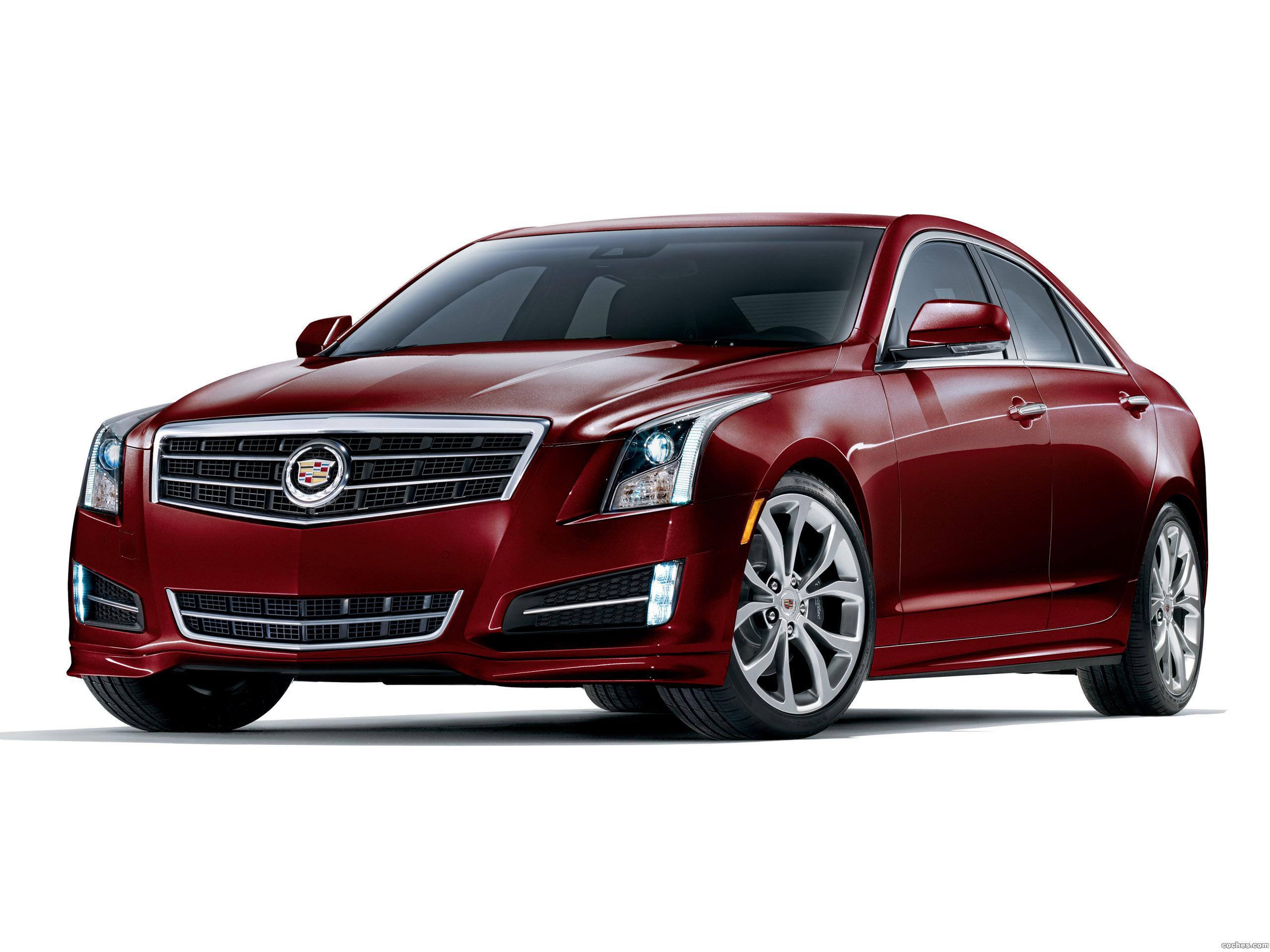 Foto 0 de Cadillac ATS Crimson Sport Edition 2014