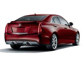 Ver foto 2 de Cadillac ATS Crimson Sport Edition 2014