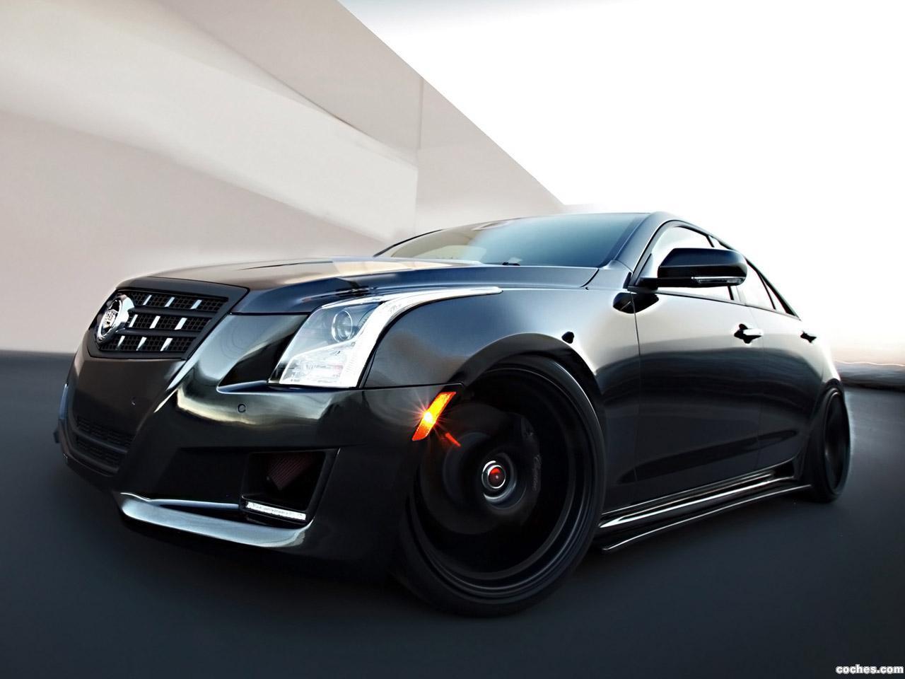 Foto 0 de Cadillac ATS D3 2012