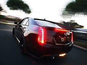 Ver foto 5 de Cadillac ATS D3 2012