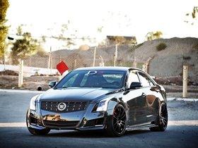 Ver foto 4 de Cadillac ATS D3 2012